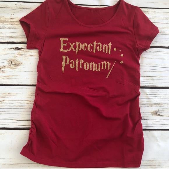 3d83e0bbcd113 Harry Potter Inspired maternity tee. M_5b4922df61974595fb03c9ac